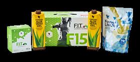 Програма за контрол на теглото F15