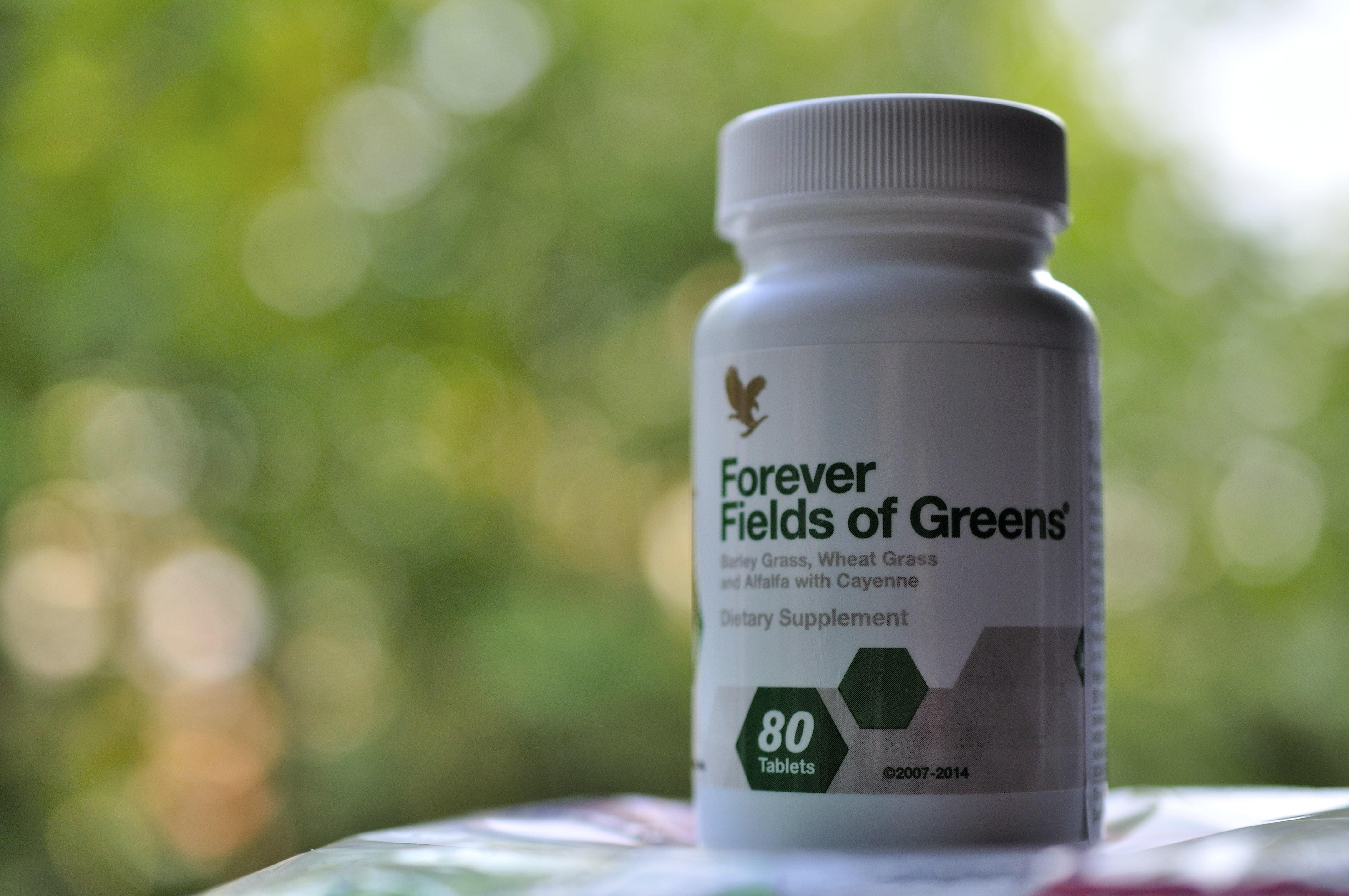 зелена суперхрана